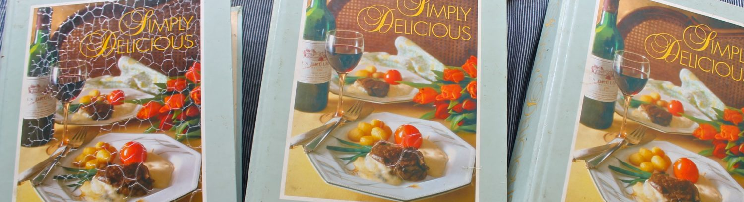 Simply Delicious: The Cookbook Project